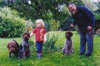 Ayka, Donna und Dave