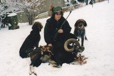 Muffel mit Aika und Ayla